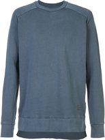Zanerobe crew neck sweatshirt - men - Cotton - S
