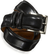 Nautica Belt, Boys Leather Dress Belt