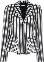 Altuzarra Clary blazer - women - Cotton/Polyester/Spandex/Elastane/Wool - 38