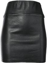 Sprwmn fitted mini skirt