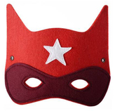 Frida's Tierchen Superhero Felt Mask