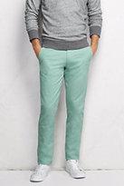Classic Men's Slim Fit Casual Chino Pants-Tinted Seafoam