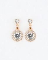 Le Château Gem Single Drop Earrings
