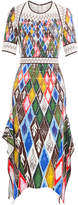 Peter Pilotto Printed Midi Dress