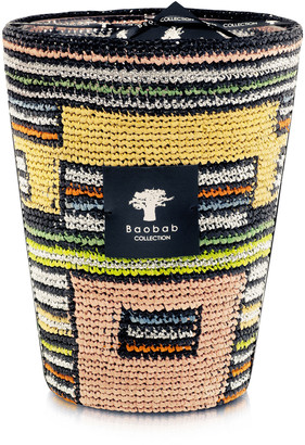 Baobab Collection Maxi Max Modernista Raffia Mizo Candle