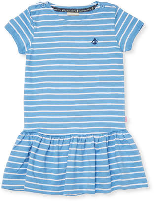 Jo-Jo Jojo Maman Bebe Nautical Stripe Dress