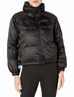Blanc Noir Women's Reversible Puffer Jacket