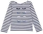 3 Pommes Girl's 3L10104 T-Shirt,(Manufacturer Size: 3A/4A)