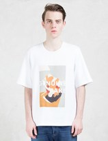 Cmmn Swdn Miles Boxy S/S T-shirt