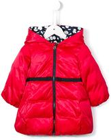 Armani Junior reversible padded coat