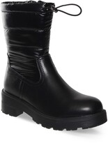 Thumbnail for your product : AquaDiva Jersey Puffer Bootie