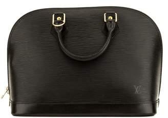 Louis Vuitton Noir Epi Alma PM (4111016)