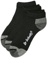 Dr. Scholl's Men's 3-pk. Blister Guard Ankle Socks