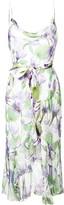 Alice + Olivia Alice+Olivia Tevi floral print dress
