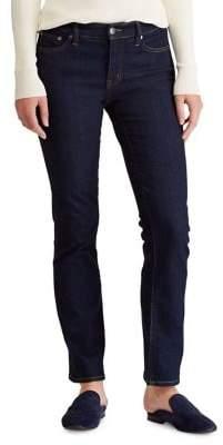 Lauren Ralph Lauren Modern Straight Curvy Jean