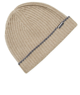 Burberry Lightweight Tipped Cashmere Beanie