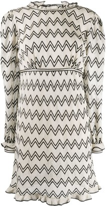 Missoni zigzag day dress