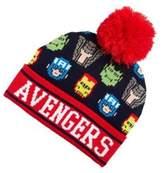 Marvel The Avengers Knitted Bobble Hat, Men's