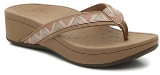 Vionic High Tide Wedge Sandal