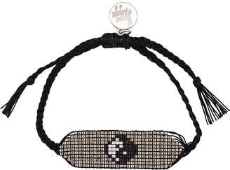 Venessa Arizaga Yin Yang beaded bracelet