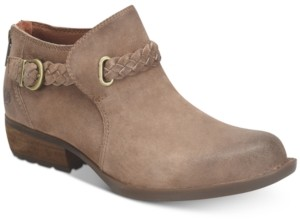 Børn Sylvia Leather Booties Women's Shoes