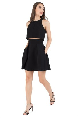 Black Halo Sanibel Two Piece Mini