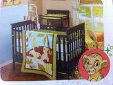 Disney Lion King Secure-Me Crib Liner by