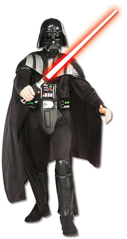 Rubie's Costume Co Deluxe Darth Vader