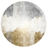 Oliver Gal Amantes Circle (Acrylic)