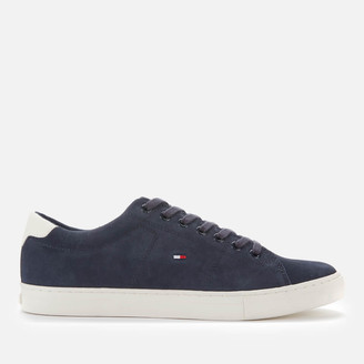 Tommy Hilfiger Men's Suede Vulcanised Trainers