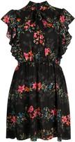 RED Valentino Floral Print Dress