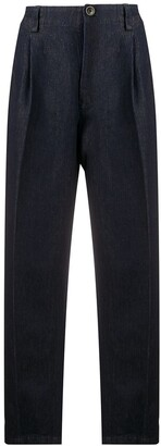 Giorgio Armani Denim Tapered Trousers
