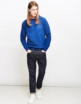 Wood Wood Houston Sweatshirt Blue