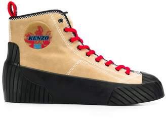 Kenzo Volkano high-top sneakers