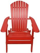 Adirondack Antonioni Solid Wood Folding Chair August Grove