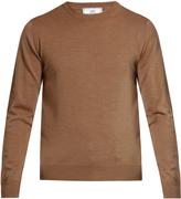 Ami Crew-neck wool sweater