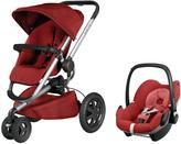 Quinny Buzz Xtra Travel System with Maxi-Cosi Pebble