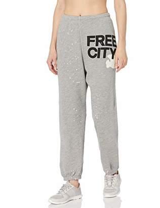 Freecity Women's superfluff og Sweatpant Splash