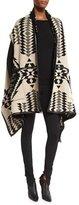 Ralph Lauren Reversible Intarsia Vest, Black Pattern