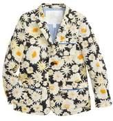 Burberry Tuxy Floral Print Jacket