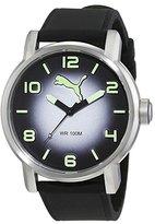 Puma Men's '10414' Quartz Stainless Steel Casual Watch (Model: PU104141002)