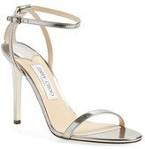 Jimmy Choo Women's 'Minny' Ankle Strap Sandal