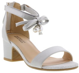 Badgley Mischka Collection Pernia Embellished Bow Sandal