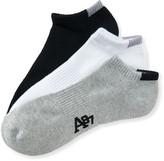 Aeropostale 3-Pack Neutral A87 Ankle Socks