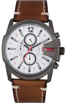 Diesel Chief Series Brown Watch