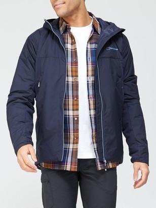 Berghaus Tangra Insulated Jacket - Dark Grey