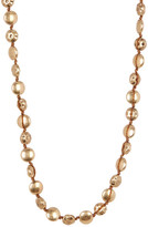 Joe Fresh Long Matte Bead Necklace