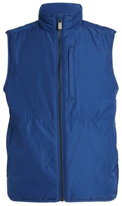 Richard James Funnel-Neck Gilet