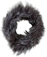 Pologeorgis Fox Fur Snood