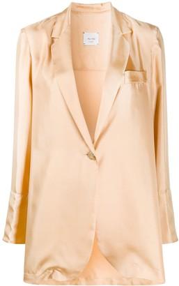 Alysi Silk Jacket